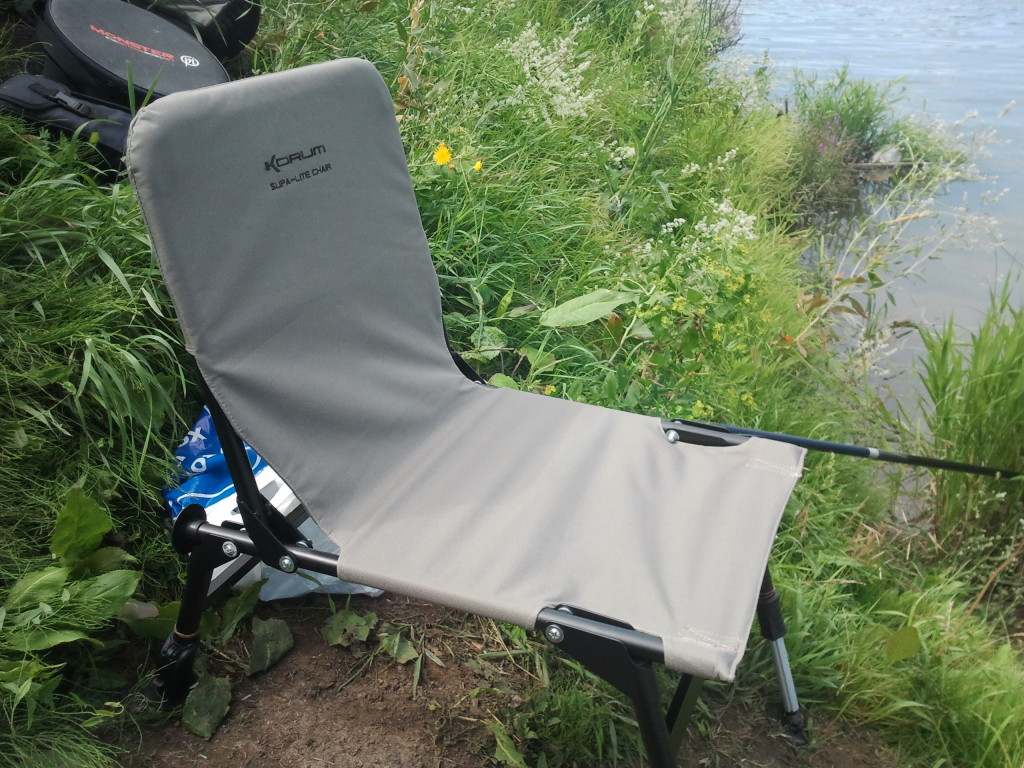 KORUM SUPA-LITE CHAIR