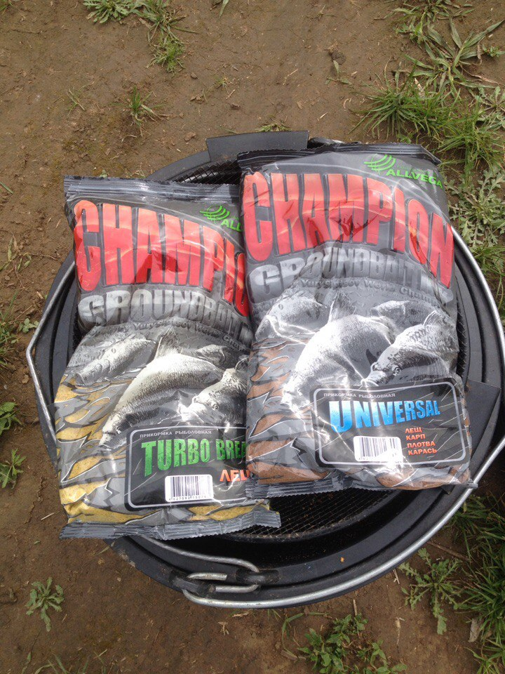 Allvega Champion Turbo Bream